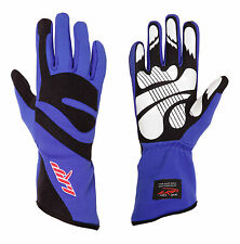 LRP Kart Racing Gloves- Freedom Gloves Black/Blue
