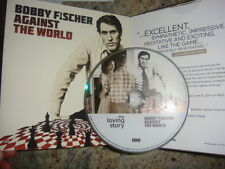 "2 HBO shows ""The Loving Story"" +"" Bobby Fischer against the world"" EMMY DVD"