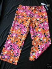 VERSAILLES Bright Pants Size 8 Low Waist New With Tags