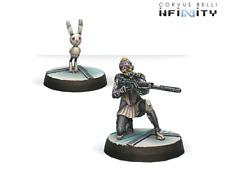 Infinity ALEPH Atalanta, Agêma's NCO & Spotbot NIB