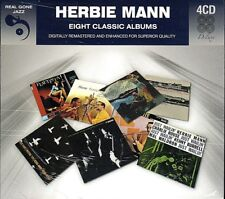 Hebie Mann~Eight Classic Albums~BRAND NEW 4 CD SET~Free Fast 1st Class Mail