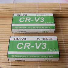 2 CR-V3 CRV3 Rechargeable Battery for Kodak Camera NEW