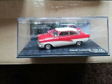 Eaglemoss 1/43 Scale 1957-59 Ford Taunus 17M P2 De Luxe Coupe Presentation Stand