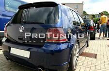 Rear Roof Door Spoiler Wing For VW Golf IV MK4
