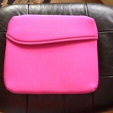 Laptop Hülle Notebook Tasche  Rosa Masse 29-25cm