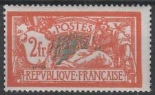 "FRANCE STAMP TIMBRE N° 145  "" MERSON 2F ORANGE ET VERT-BLEU "" NEUF xx TB K447"