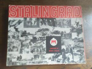 Stalingrad Avalon Hill vintage board game 1963