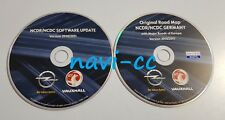 Opel Siemens NCDR NCDC 2011 CD Germany + Software Update CD
