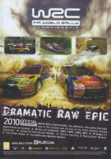FIA World Rally Championship 2012 Magazine Advert #4667