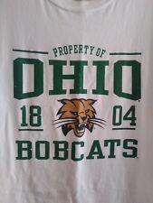 Ohio University T Shirt Size L