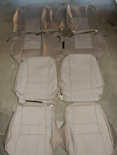 2009-2010 KIA Sportage LX/EX OEM  Factory leather seat covers