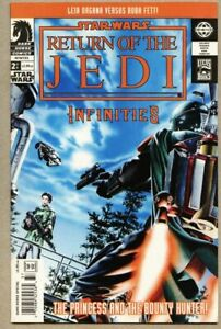 Star Wars Infinities Return Of The Jedi #2-2004 fn- 5.5 Newsstand Variant