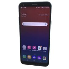 New listing Lg Q7+ 64Gb Lm-Q610Ta (T-Mobile) Android Smartphone (B-313)