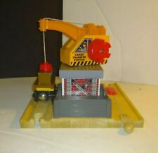 Thomas & Friends Wooden Railway Train Cargo Transfer Station 2002 Learning Curve