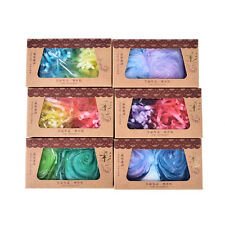 Handmade Colorful Magic Soap Bath Shower Soap Body Skin Health Care Cleanning MW