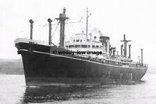 rp02926 - P&O Cargo Ship - Socotra , built 1943 - photo 6x4