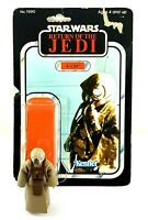 Kenner Star Wars ESB 1981 4-Lom Action Figure 3.75 inches and ROTJ 1983 Cardback