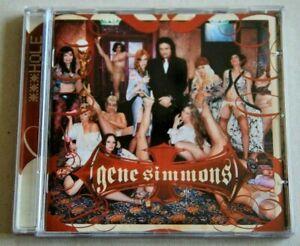 GENE SIMMONS - ***HOLE CD ALBUM 2004 (KISS) - BRAND NEW UNPLAYED