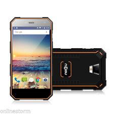 5.0'' NOMU S10 IP68 Étanche 2+16Go 4G CAT4+ 5G WiFi Téléphone 5000mAh 13MP HiFi