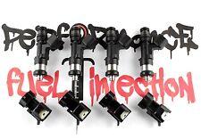 4 - NEW 1000cc BOSCH EV14 Fuel Injectors 02-14 Impreza WRX 2.0L 2.5LTurbo