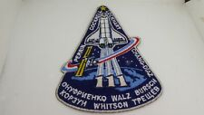 ECUSSON / PATCH NASA / ENDOVER / PERRIN LOCKHART COCKRELL /CHANG DIAZ ISS TOP