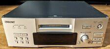 Rare Sony MDS-EX770 Midi Stereo Mini Disc Player Recorder - Untested
