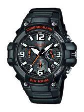 Casio Edifice Men's Silver Case Wristwatches