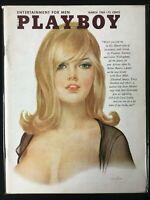 14-Playboy, magazine, Mar, 1965, Jennifer Jackson, vargas cover