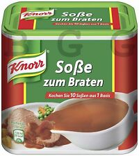 Knorr Germany - Sauce for roast - 2,75 Liter Gravy - German Production