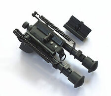 """Tactical Super Duty Bipod  Bipod 6-9"""" Swivel Top with Adapter"""