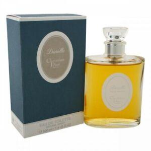 DIORELLA Perfume CHRISTIAN DIOR 3.3 Oz 100 ml EDT Eau De Toilette Spray Women