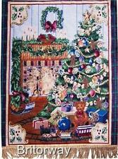 Christmas Tapestry Wall Hanging Home for Christmas GIFT Ready to hang
