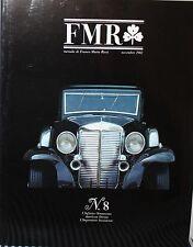 Rivista d'arte FMR (mensile di Franco Maria Ricci - n°8 1982 1/16