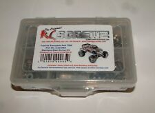 TRAXXAS STAMPEDE 4WD TSM ED.  RC SCREWZ SCREW SET STAINLESS STEEL TRA065