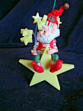 "Enesco North Pole Zimnicki ""Sparkles Ornament"" #561843 Sr"