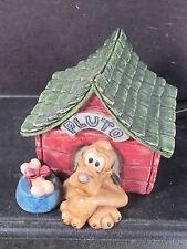 Harmony Kingdom Disney HAPPY BIRTHDAY PAL Pluto Doghouse Ltd 1,000 Pcs