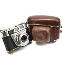 KODAK RETINETTE 1B CAMERA 35mm with REOMAR 45mm f/ 2.8 LENS c.1963-66