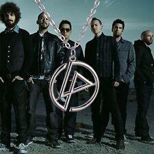Collana con ciondolo pendente gruppo rock triangolo LINKIN PARK  band rock music