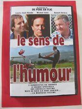 LE SENS DE L'HUMOUR DVD MICHEL CÔTÉ  FRENCH ONLY