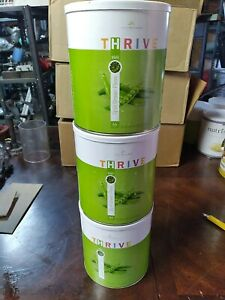 LOT of 3 Cans THRIVE Shelf Reliance split green peas