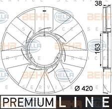 8MV 376 757-471 HELLA Fan Wheel, engine cooling