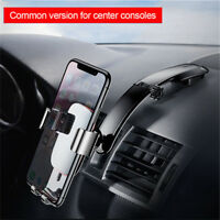 360°  Gravity Mount Connecting  Rod Car Mobile Phone Holder For iPhone Samsung