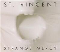 "St. Vincent : Strange Mercy VINYL 12"" Album (2011) ***NEW*** Fast and FREE P & P"