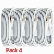 4 PACK -   Lightning USB Charger Cable For Apple iPhone 6 6s 7 Plus