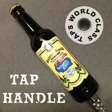 New listing Samuel Smith Oatmeal Stout Beer Tap Handle bar Marker green Recycled up