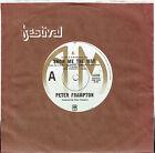 "PETER FRAMPTON - SHOW ME THE WAY - 7"" 45 VINYL RECORD - 1976"