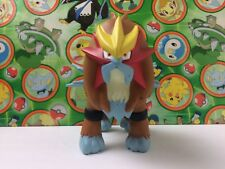 Pokemon Entei PVC 2000 Tomy Takara Figure toy Rare Big Kit Vinyl set Rare