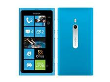 Nokia Lumia 800 Smartphone 8GB Blue - Cricket Wireless - Good Condition