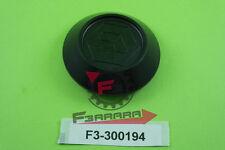 F3-3300194 Tappo Ruota NERO per Piaggio APE TM703  - TM 703 Originale 566122