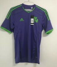 More details for men's adult panathinaikos away football shirt size m adidas 2014-2015 bnwt